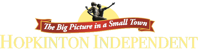 Hopkinton Independent footer logo