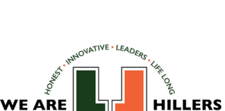 HHS We Are Hillers logo