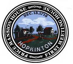 Town of Hopkinton logo/seal