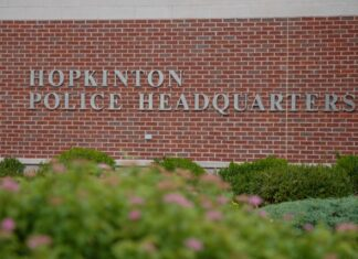 Hopkinton Police Station