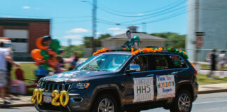 HHS grad parade CS6 5-30-20