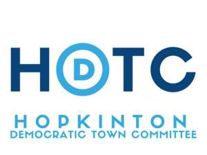 Hopkinton Democratic Town Committee logo