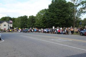 Black Lives Matter protest 6-7-20