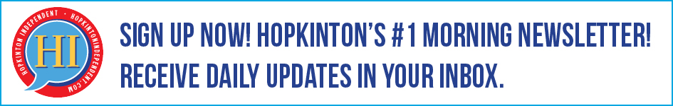 Hopkinton Independent house ad