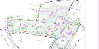 Lincoln Street development map 9-14-20