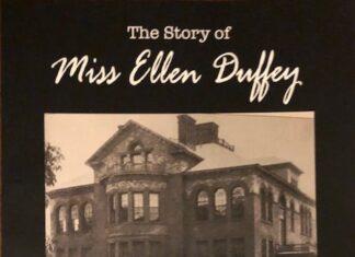 Ellen Duffey book cover
