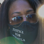 Mikayla Miller rally