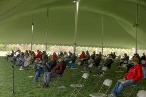 Town Meeting voters