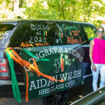 HHS car parade 2021