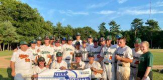 HHS baseball team