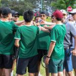 Boys tennis team