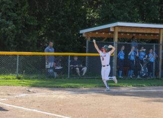 HHS softball