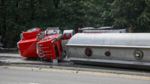 Rollover truck