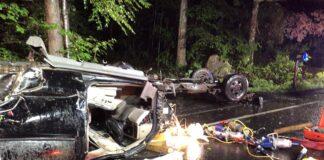 Chestnut Street accident