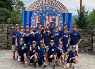 HLL Cooperstown team