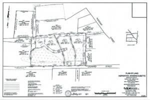 Leonard Street subdivision plans