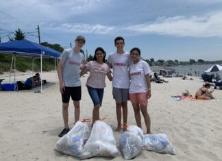 Beachlex volunteers