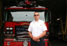 Fire Chief Bill Miller