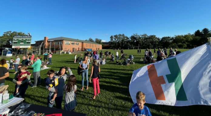 HHS football tailgating