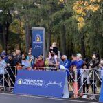 Marathon start-fans