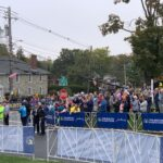Marathon fans