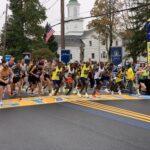 Marathon elite men