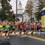 Marathon para athletes